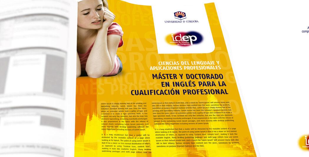 Branding Córdoba Idep