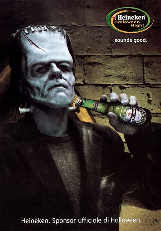 Resultado de imagen de halloween anuncio