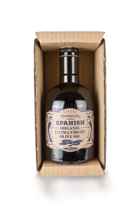 Estuche aceite de oliva 1 botella para venta en Amazone. Gringo Cool entre los 14 aceites de oliva más vendidos en Amazon USA