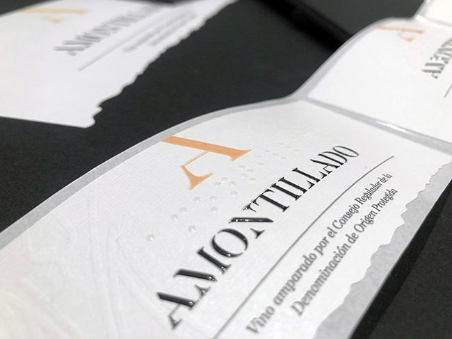 Albariza Creative Concept nueva imagen etiqueta DOP Montilla