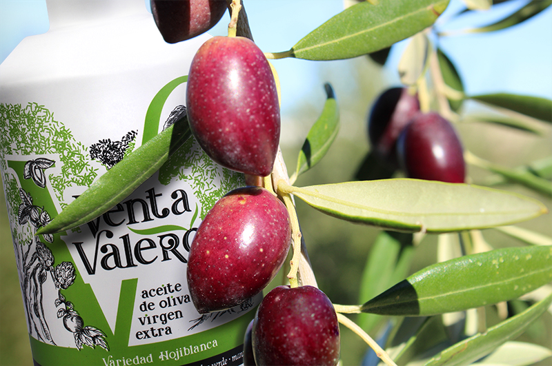 Packaging aceite Venta Valero