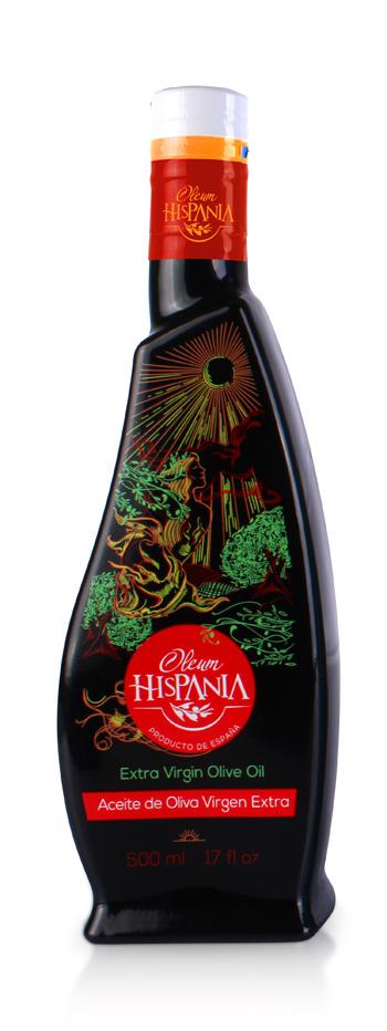 Envase para aceite de oliva personalizado