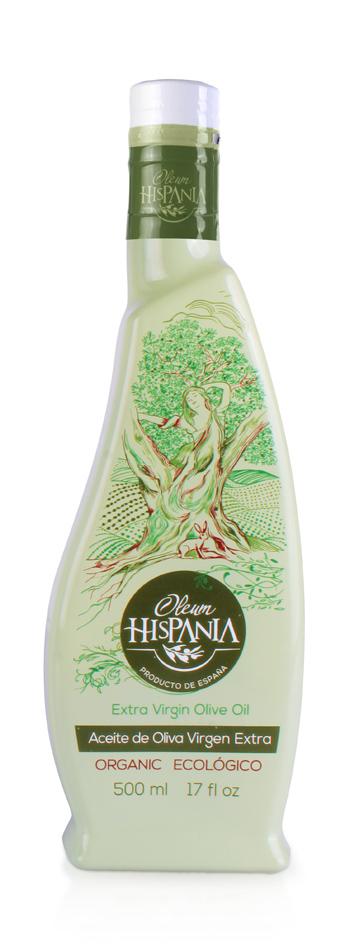 Packaging premium Oleum Hispania