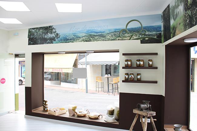 Tres Fincas diseño y decoración de tienda