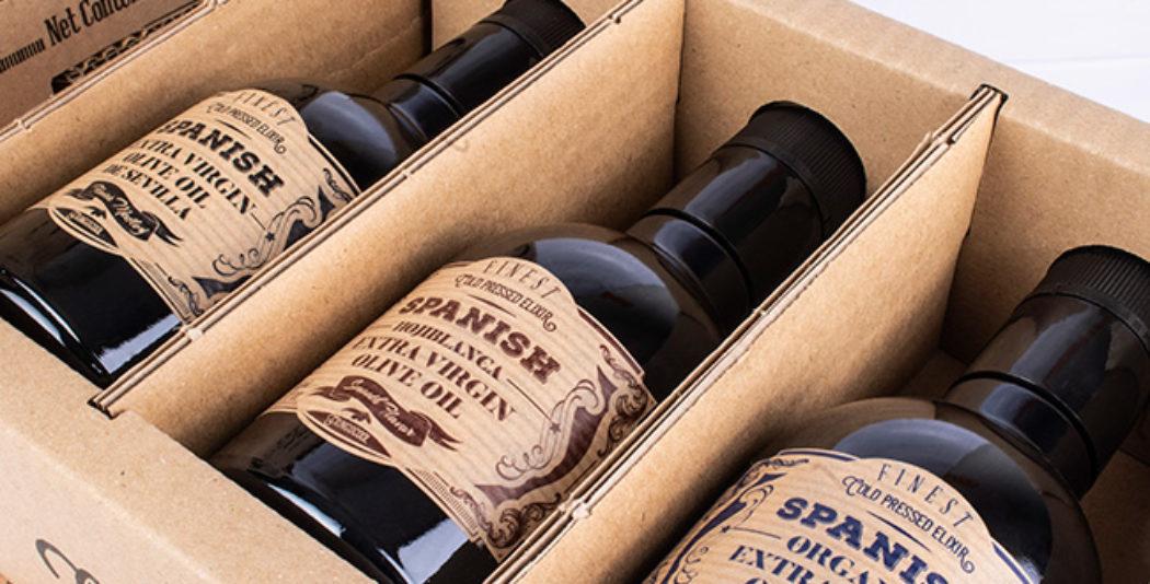 Pack regalo aceite de oliva Gringo Cool