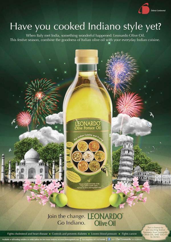 Packaging de aceite de oliva India