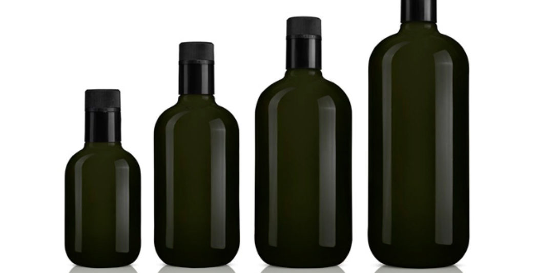 76 botellas de aceite para diseñar tu packaging