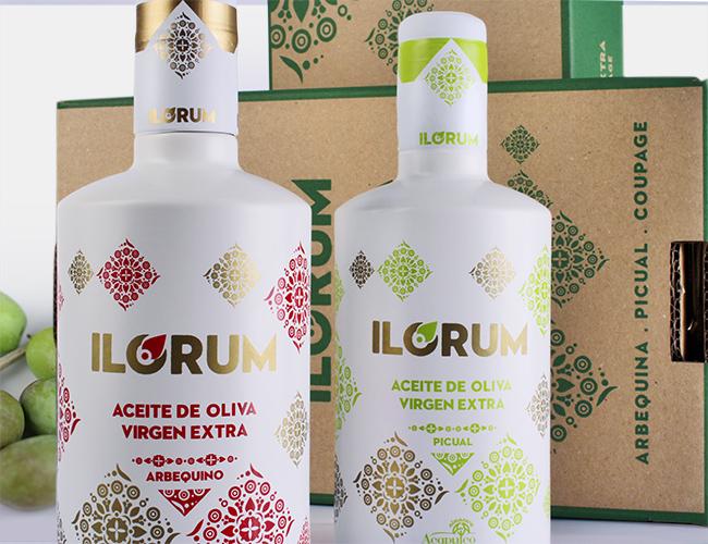 Packaging aceite de oliva premium