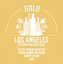 PRIMER PREMIO  PACKAGING DESIGN GOLD MEDAL COLOR AND TYPE