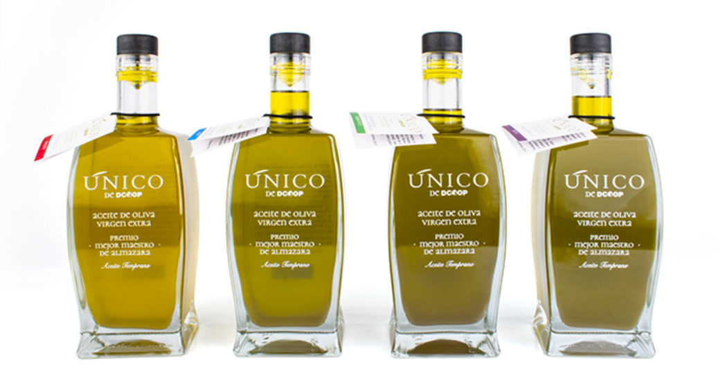 Packaging Premium aceite de oliva Dcoop