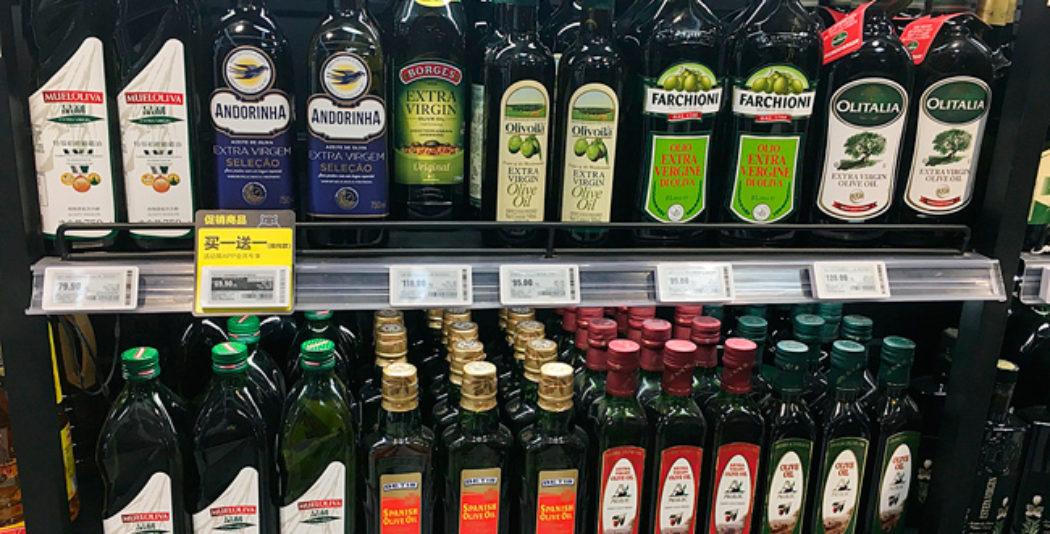 Claves para exportar aceite de oliva a China