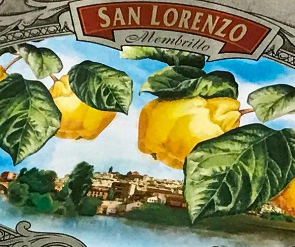 Ilustración para San Lorenzo