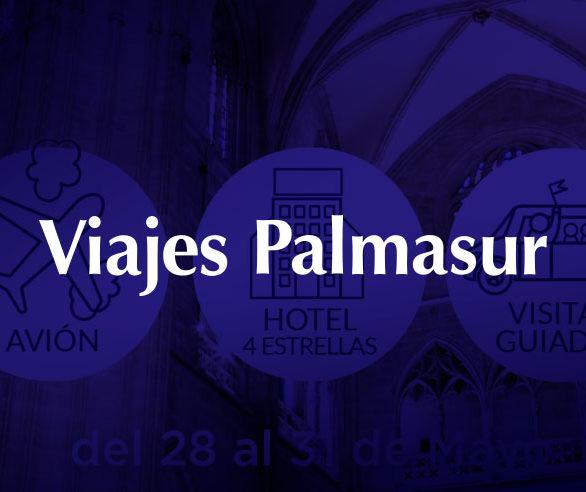 Campaña Viajes Palmasur