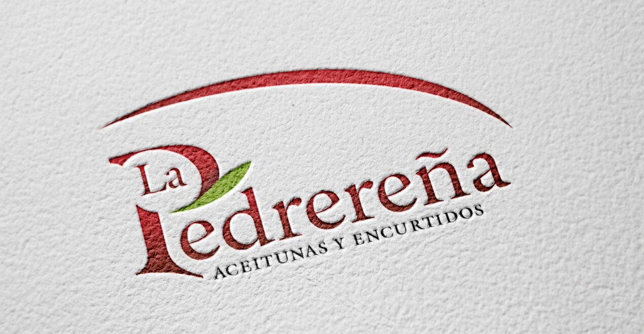 Branding La Pedrereña, diseño de logotipo y mucho más