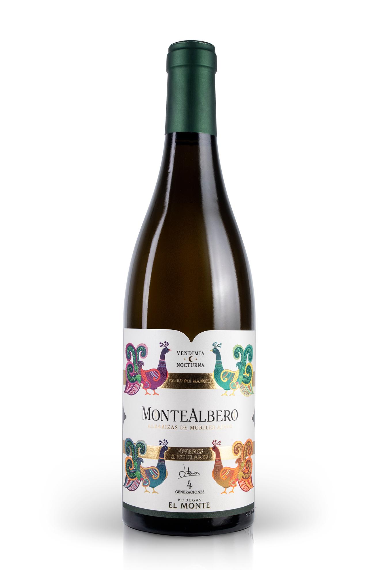 MonteAlbero Wine Design