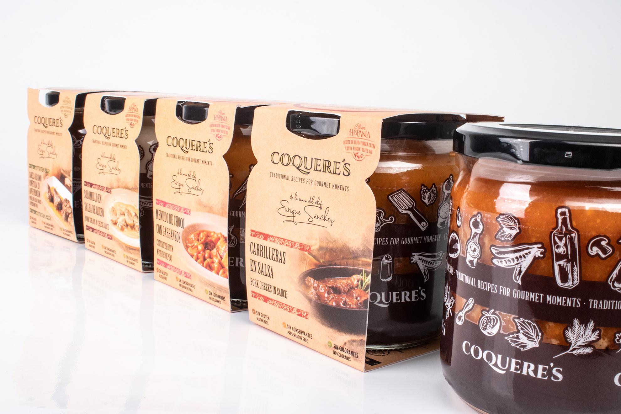 Packaging comida 5ª gama