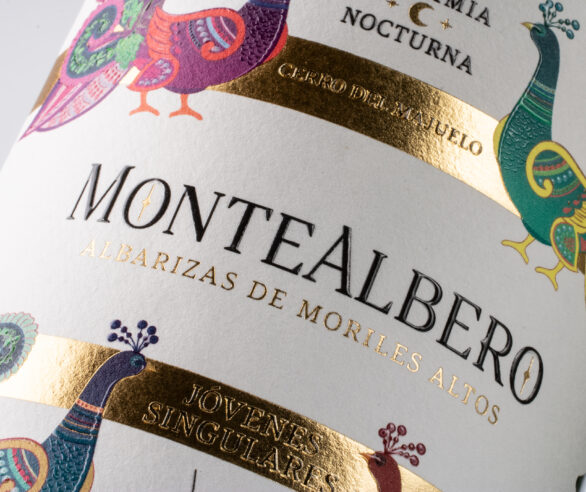 MonteAlbero Wine Design
