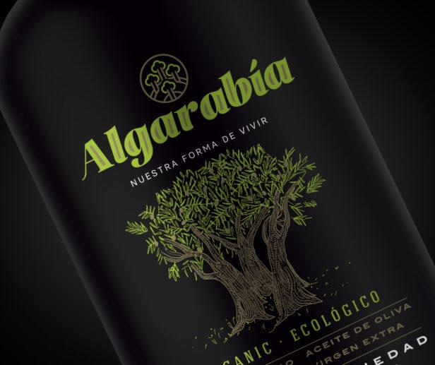 Algarabia packaging aove ecológico