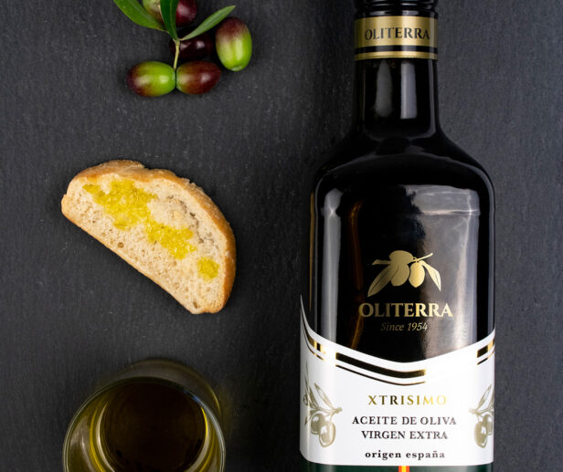 Xtrisimo olive oil packaging